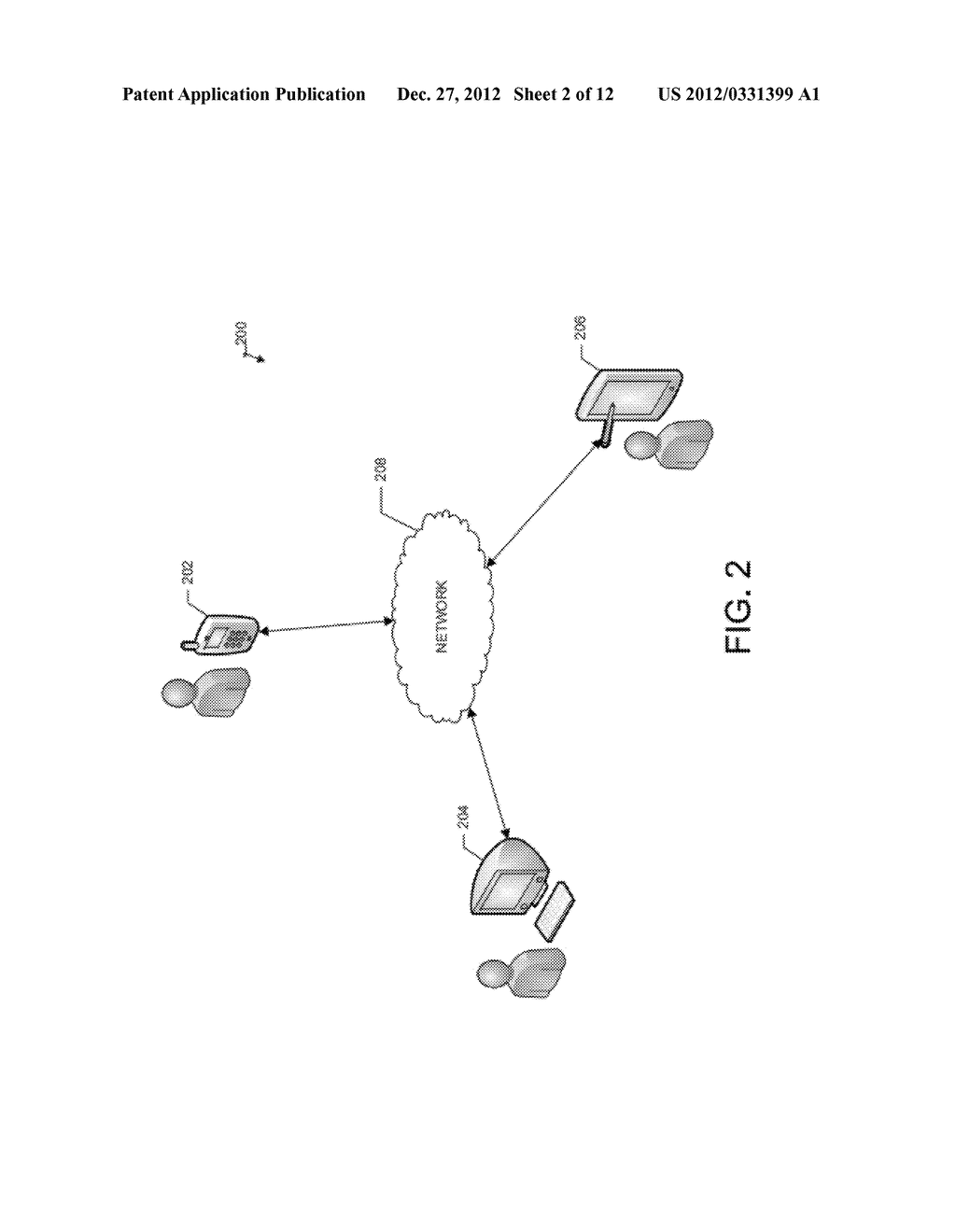 GRAPHICAL USER INTERFACE WHICH DISPLAYS PROFILE INFORMATION ASSOCIATED     WITH A SELECTED CONTACT - diagram, schematic, and image 03