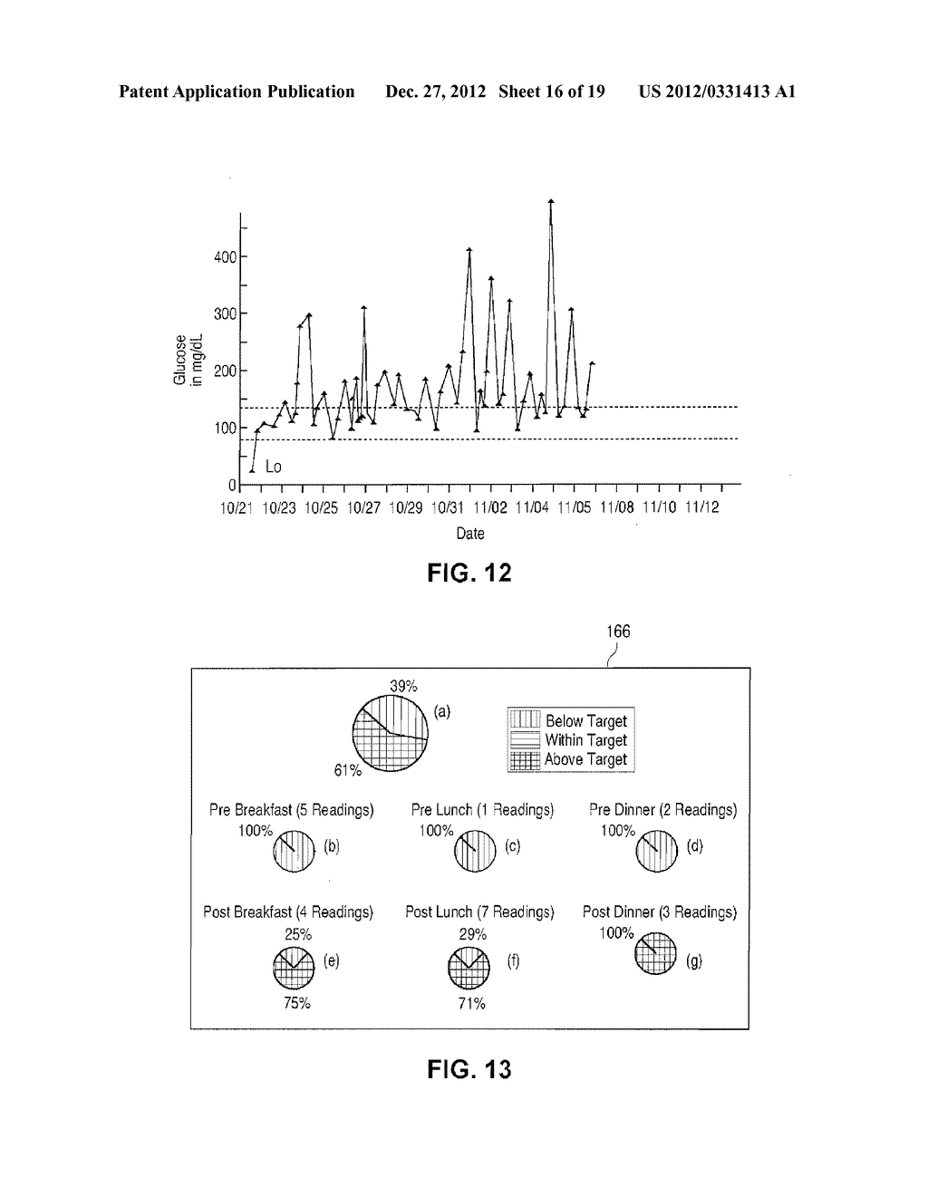 METHOD FOR MANAGING TREATMENT OF A PARTICULAR HEALTH CONDITION THAT     INCLUDES GRAPHING ACCUMULATED DATA - diagram, schematic, and image 17