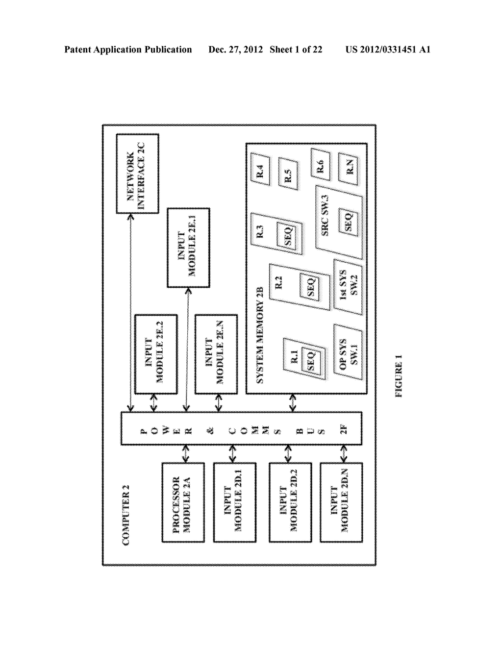 SYSTEM AND METHOD FOR COMPILING MACHINE-EXECUTABLE CODE GENERATED FROM A     SEQUENTIALLY ORDERED PLURALITY OF PROCESSOR INSTRUCTIONS - diagram, schematic, and image 02