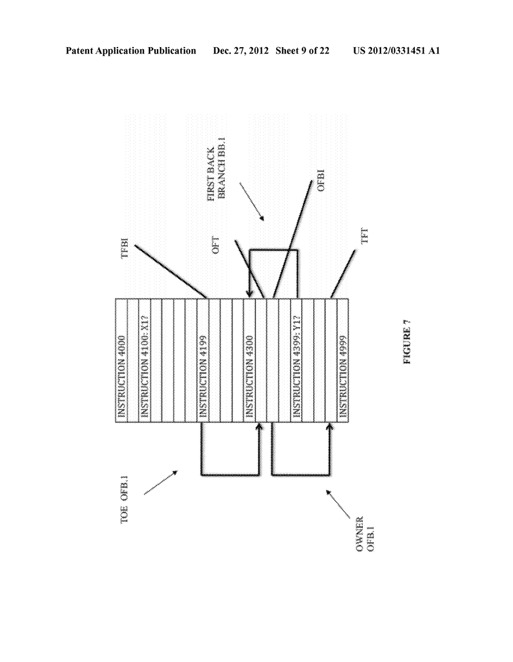 SYSTEM AND METHOD FOR COMPILING MACHINE-EXECUTABLE CODE GENERATED FROM A     SEQUENTIALLY ORDERED PLURALITY OF PROCESSOR INSTRUCTIONS - diagram, schematic, and image 10