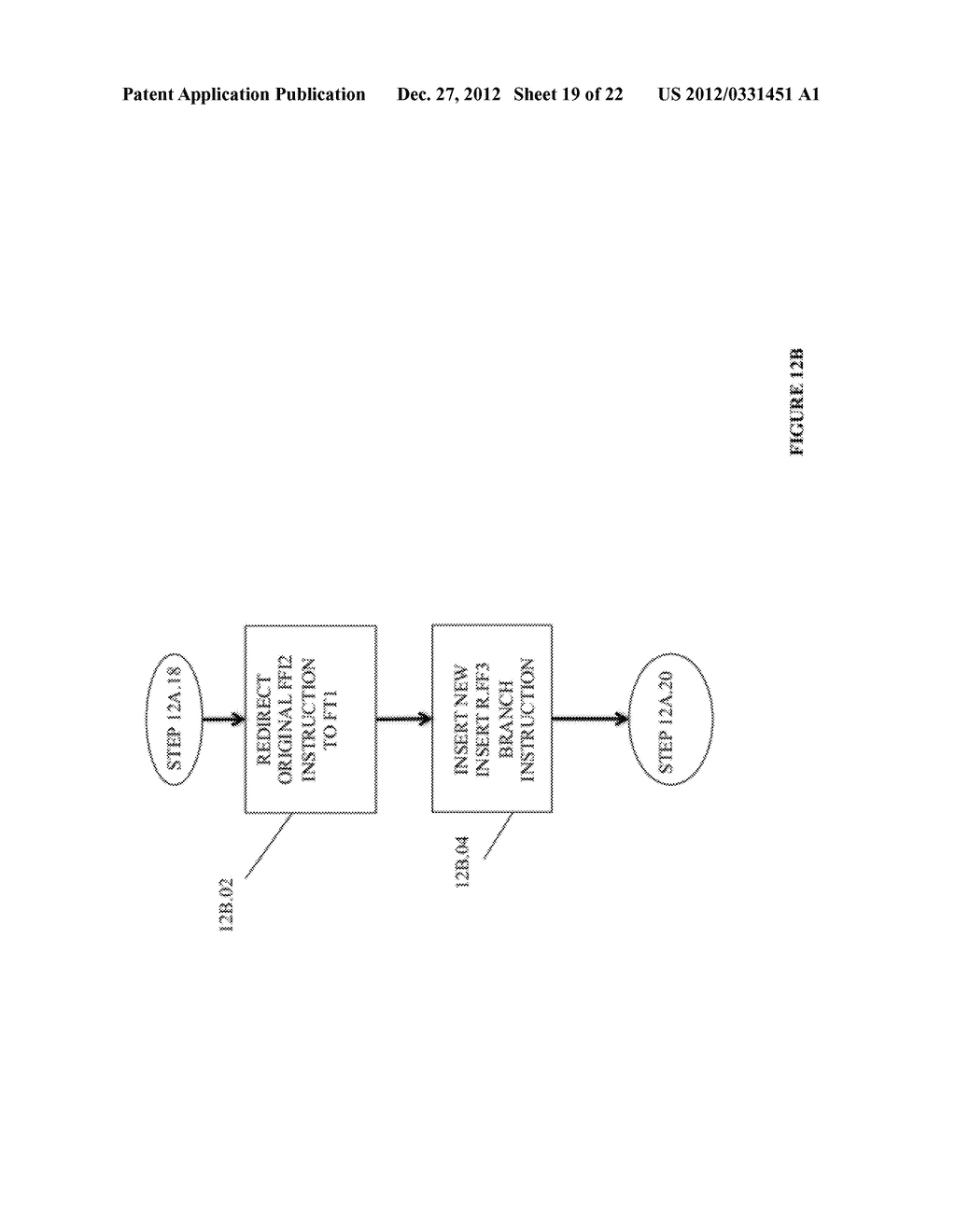 SYSTEM AND METHOD FOR COMPILING MACHINE-EXECUTABLE CODE GENERATED FROM A     SEQUENTIALLY ORDERED PLURALITY OF PROCESSOR INSTRUCTIONS - diagram, schematic, and image 20
