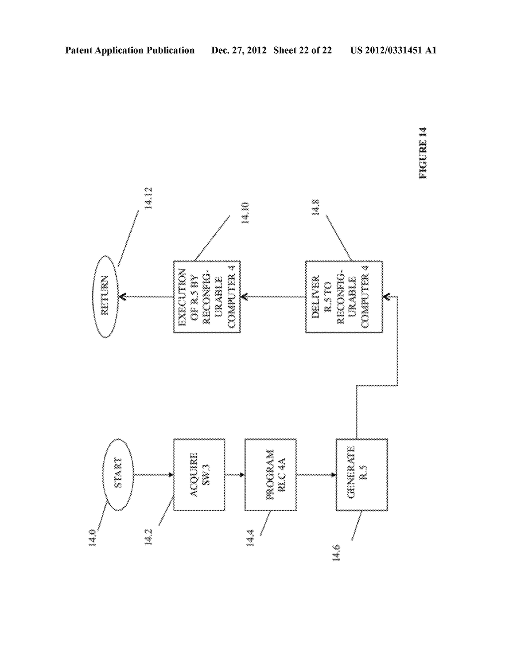 SYSTEM AND METHOD FOR COMPILING MACHINE-EXECUTABLE CODE GENERATED FROM A     SEQUENTIALLY ORDERED PLURALITY OF PROCESSOR INSTRUCTIONS - diagram, schematic, and image 23