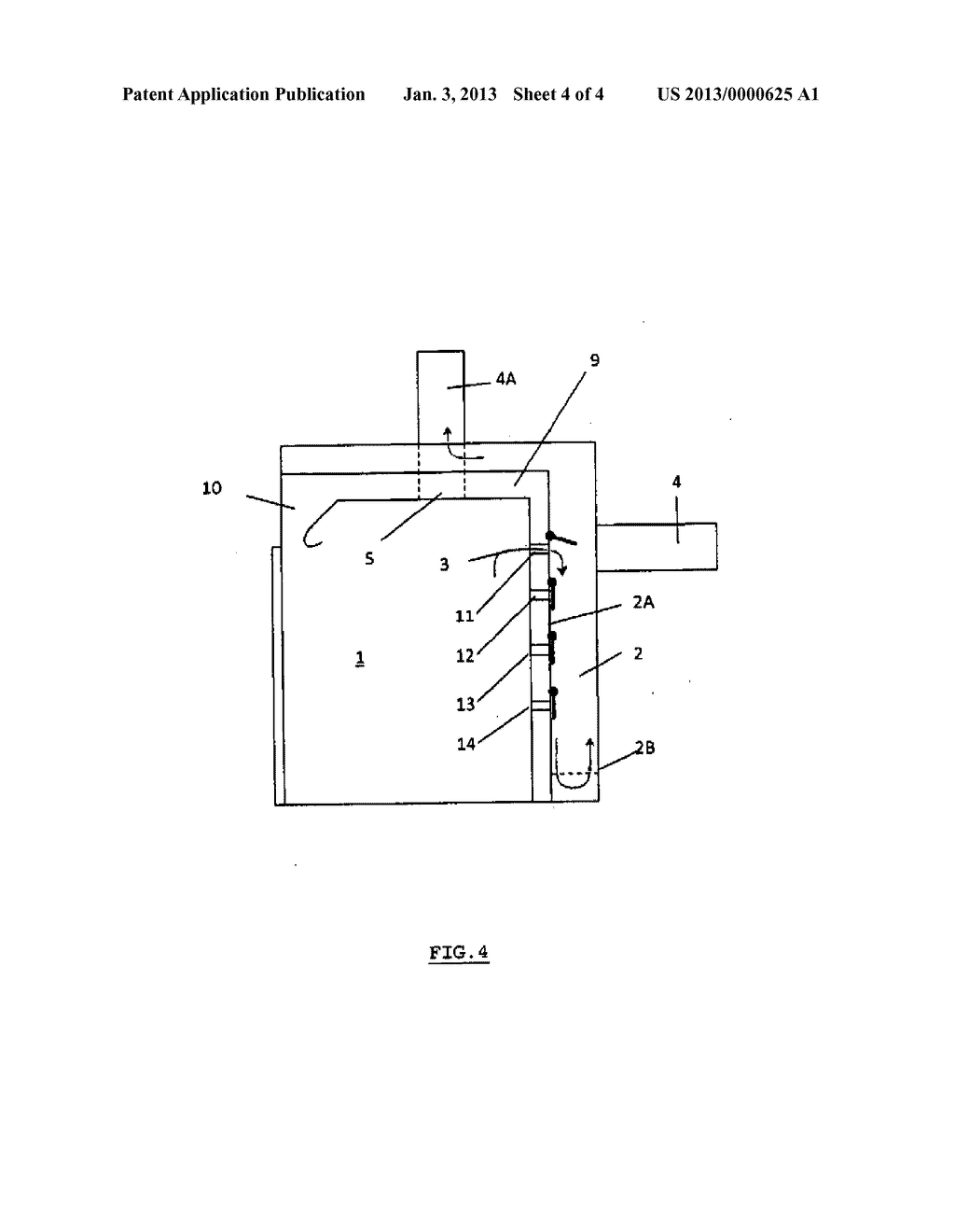 Heating Apparatus Provided with Combustion Control - diagram, schematic, and image 05