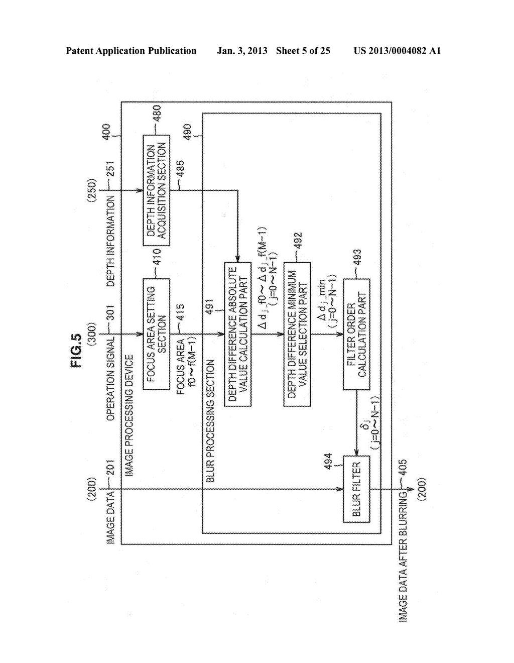 IMAGE PROCESSING DEVICE, METHOD OF CONTROLLING IMAGE PROCESSING DEVICE,     AND PROGRAM FOR ENABLING COMPUTER TO EXECUTE SAME METHOD - diagram, schematic, and image 06