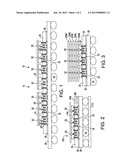 MODULAR CHIP STACK AND PACKAGING TECHNOLOGY WITH VOLTAGE SEGMENTATION,     REGULATION, INTEGRATED DECOUPLING CAPACITANCE, AND COOLING STRUCTURE AND     PROCESS diagram and image