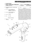 HAIR DRYER WITH DUAL AXIS ROTATABLE HANDLE diagram and image