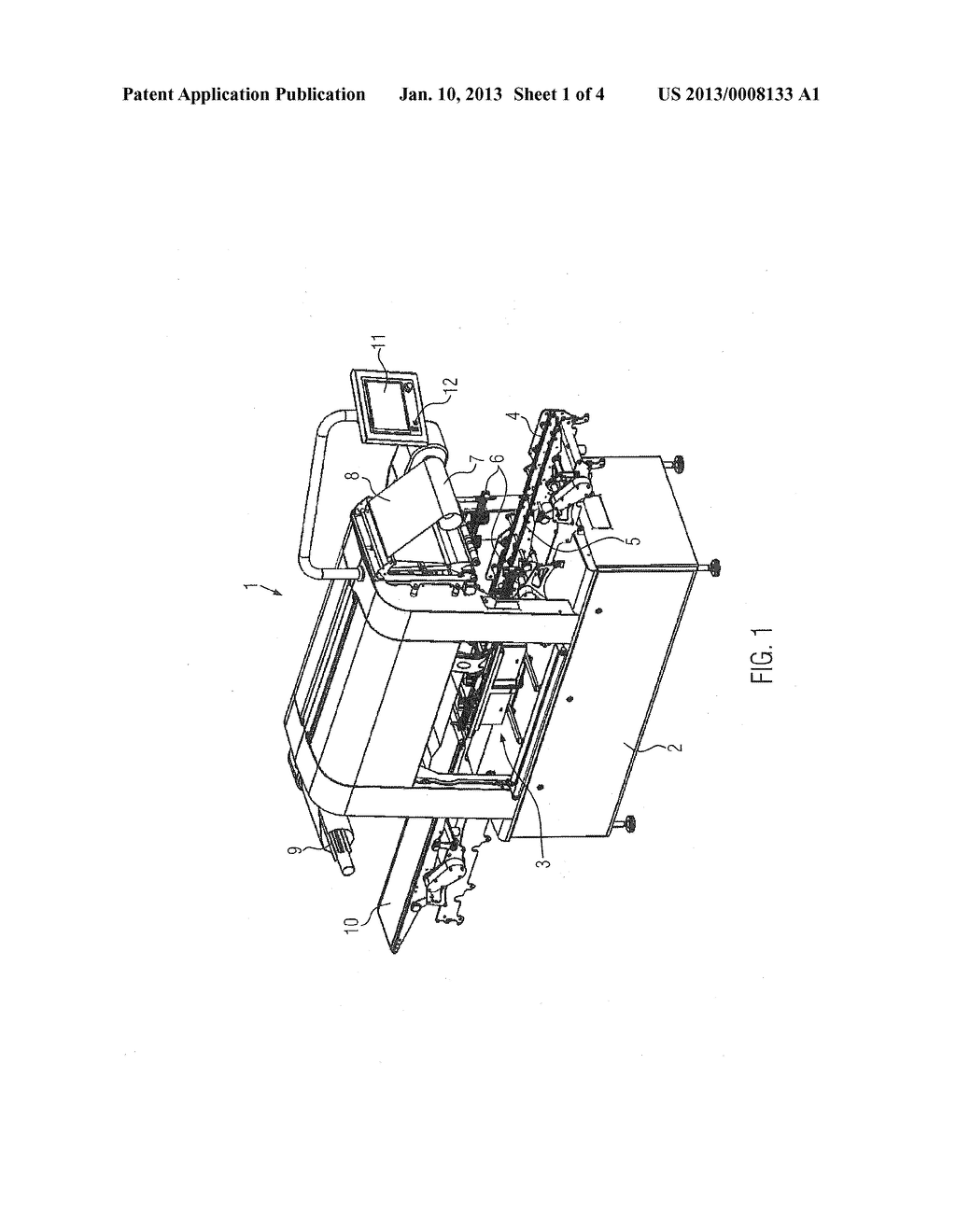 TRAY SEALER - diagram, schematic, and image 02