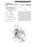 VALVE FOR ALTERNATELY FILLING TWO WORKING CHAMBERS OF A PISTON-CYLINDER     SYSTEM OF A PUMP diagram and image