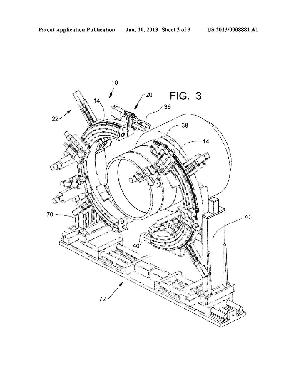 Orbital Welding Apparatus Diagram Schematic And Image 04 Of