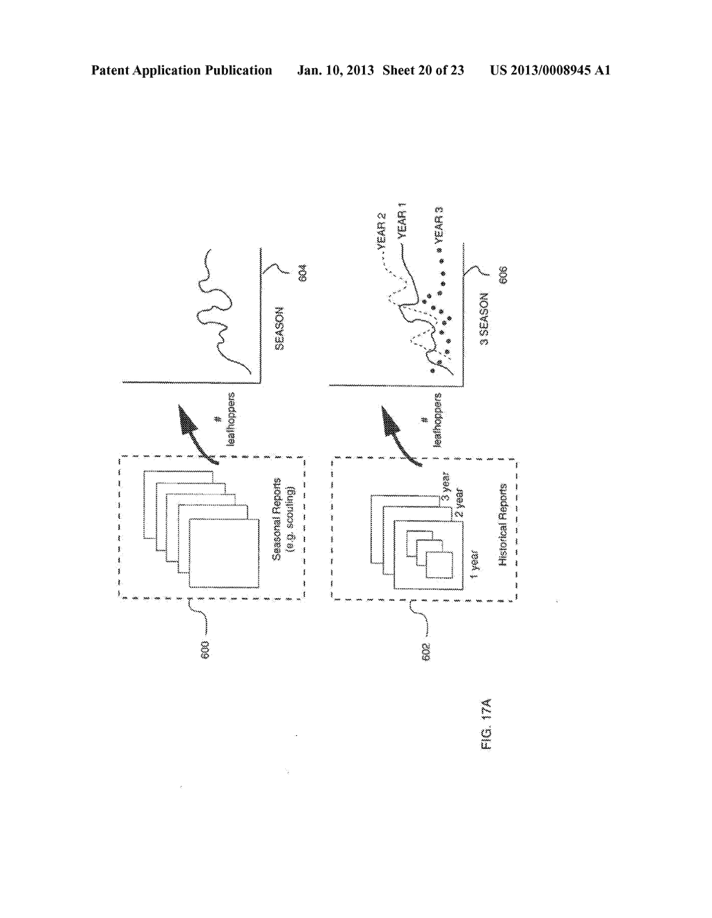METHOD AND APPARATUS FOR RECORDING AND REPORTING AGRICULTURAL INFORMATION     USING A COMBINATION OF UNIVERSAL PRODUCT CODE AND LOT CODE - diagram, schematic, and image 21
