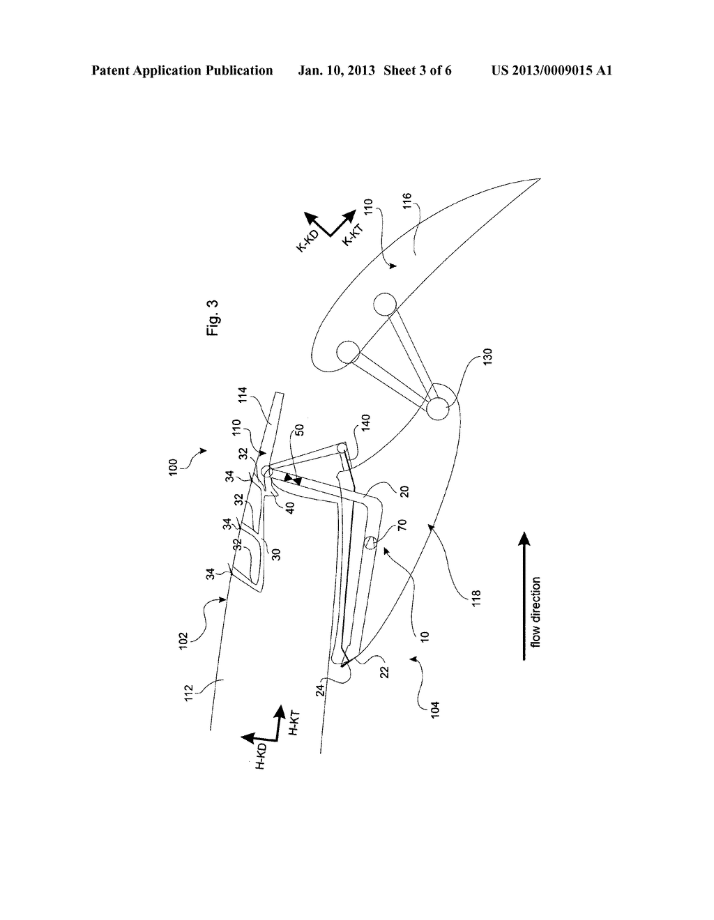 HIGH-LIFT SYSTEM FOR AN AIRCRAFT - diagram, schematic, and image 04