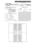 ELECTROSTATIC LENS FOR CHARGED PARTICLE RADIATION diagram and image