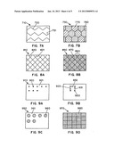 UNIFORM LARGE-GRAINED AND GRAIN BOUNDARY LOCATION MANIPULATED     POLYCRYSTALLINE THIN FILM SEMICONDUCTORS FORMED USING SEQUENTIAL LATERAL     SOLIDIFICATION AND DEVICES FORMED THEREON diagram and image