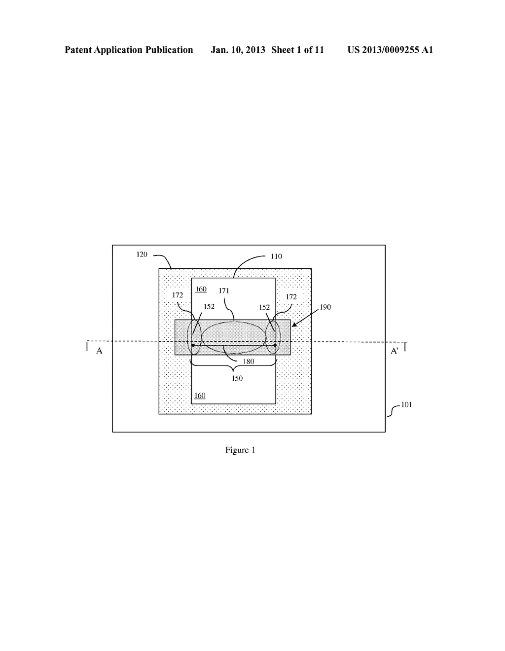 FIELD EFFECT TRANSISTOR WITH SUPPRESSED CORNER LEAKAGE THROUGH CHANNEL     MATERIAL BAND-EDGE MODULATION, DESIGN STRUCTURE AND METHOD - diagram, schematic, and image 02