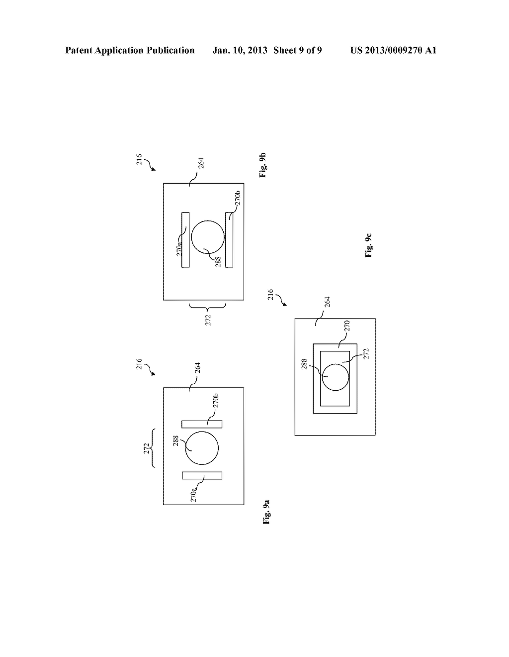 BACKSIDE ILLUMINATION SENSOR HAVING A BONDING PAD STRUCTURE AND METHOD OF     MAKING THE SAME - diagram, schematic, and image 10