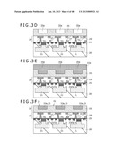 SEMICONDUCTOR DEVICE, FABRICATION METHOD FOR A SEMICONDUCTOR DEVICE AND     ELECTRONIC APPARATUS diagram and image
