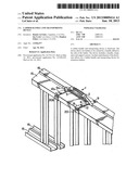 Ladder handle and transporting device diagram and image