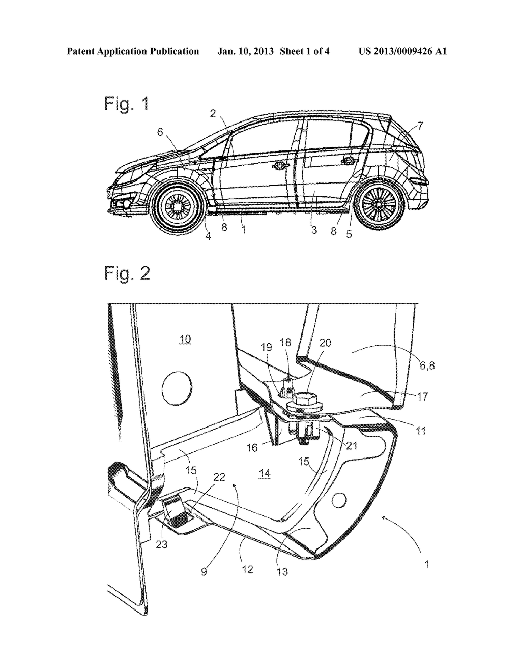 MOTOR VEHICLE BODY - diagram, schematic, and image 02