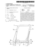 DOUBLE-LOCK RECLINING SEAT FOR VEHICLE diagram and image