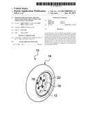 SEMI-HOLLOW PNEUMATIC TIRE AND ASSOCIATED WHEEL RIM, NOTABLY FOR     AGRICULTURAL MACHINERY diagram and image