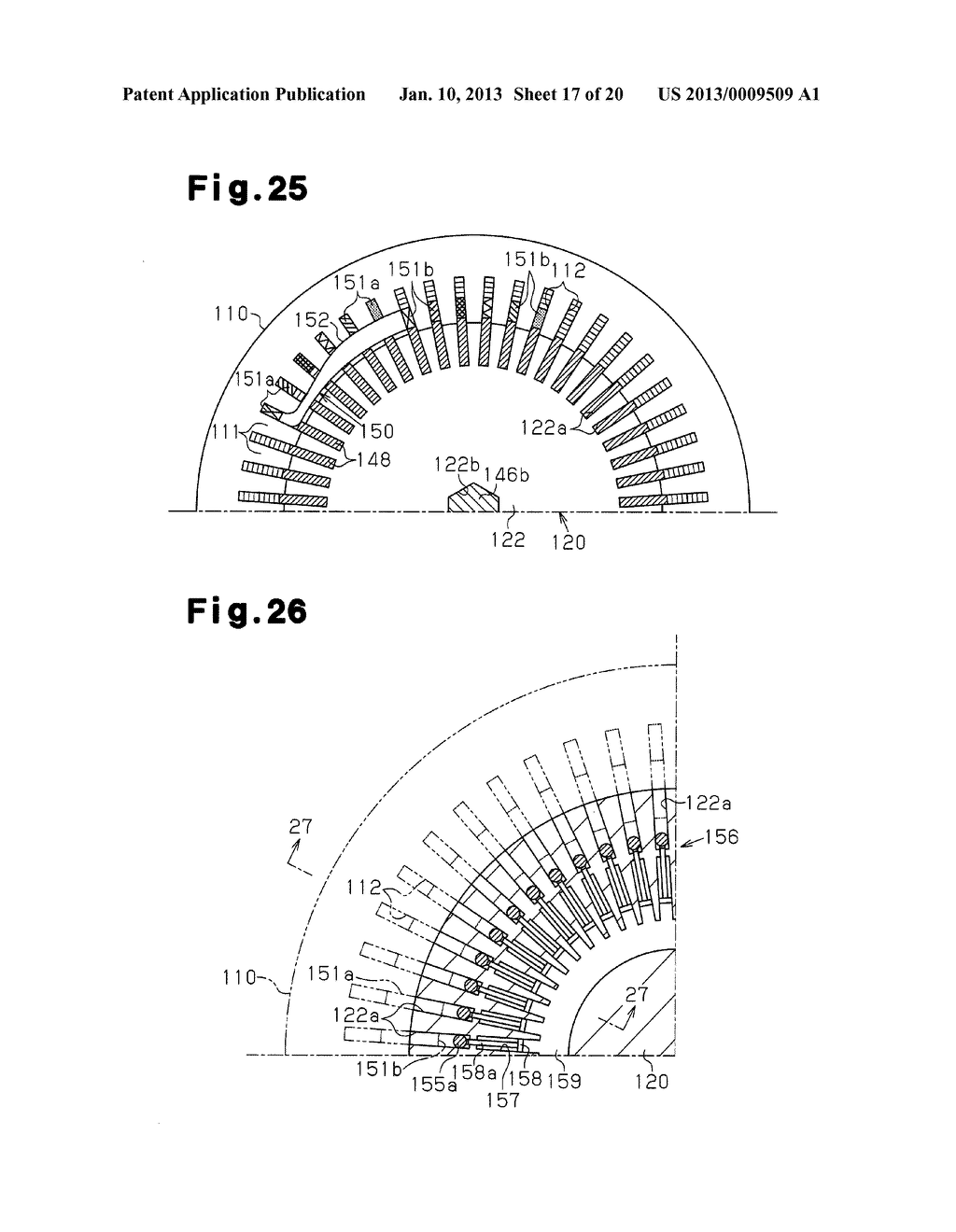 STATOR FOR ROTATING ELECTRICAL MACHINE, METHOD FOR MANUFACTURING STATOR,     AND METHOD FOR MANUFACTURING COIL FOR STATOR - diagram, schematic, and image 18