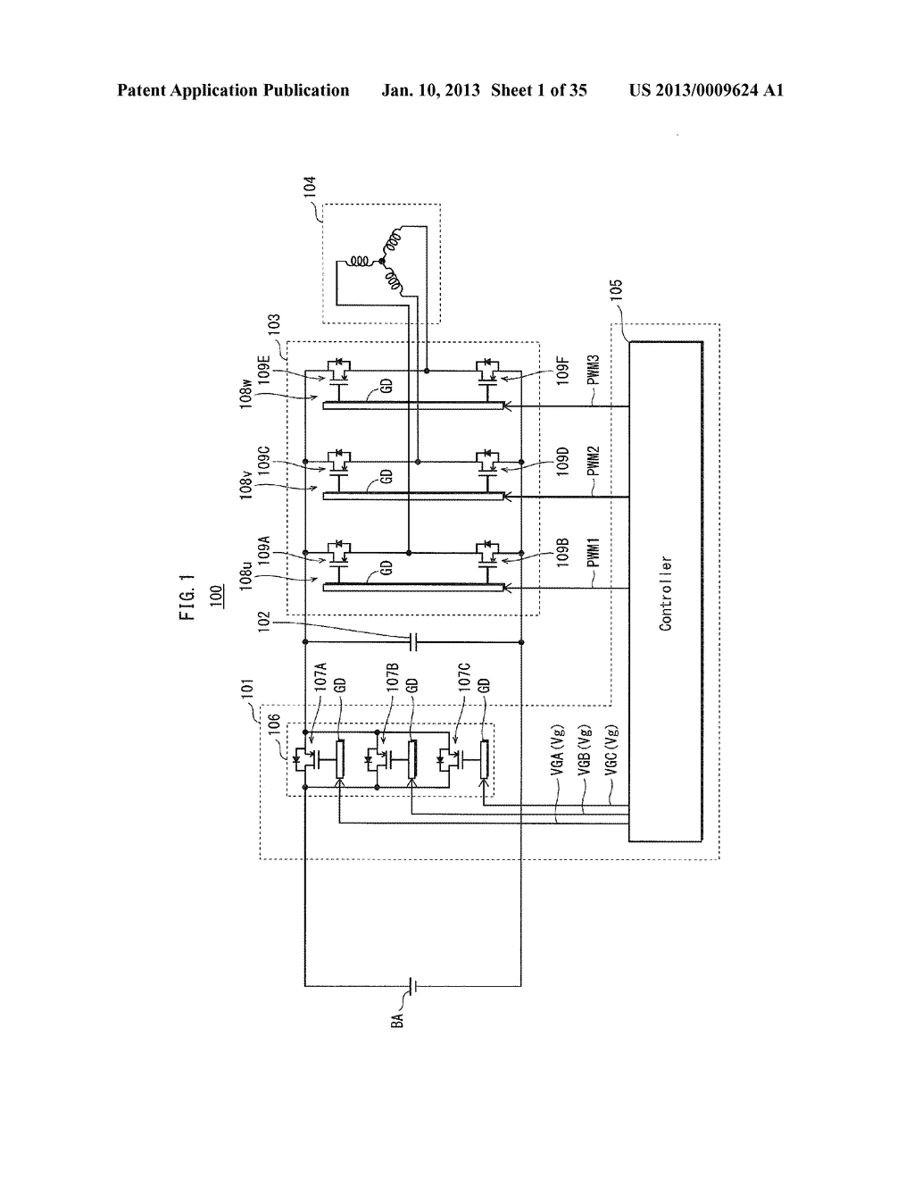 POWER SOURCE SWITCH DEVICE AND POWER SOURCE SYSTEM PROVIDED WITH SAME - diagram, schematic, and image 02