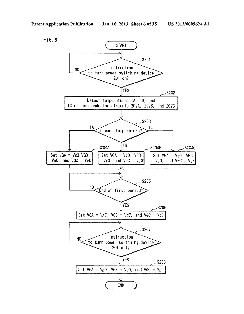 POWER SOURCE SWITCH DEVICE AND POWER SOURCE SYSTEM PROVIDED WITH SAME - diagram, schematic, and image 07