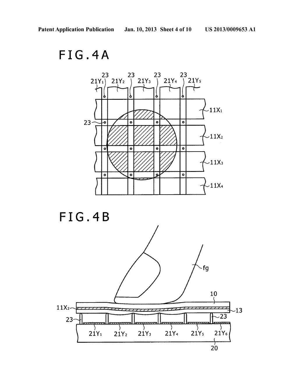 POSITION DETECTING SENSOR, POSITION DETECTING DEVICE, AND POSITION     DETECTING METHOD - diagram, schematic, and image 05