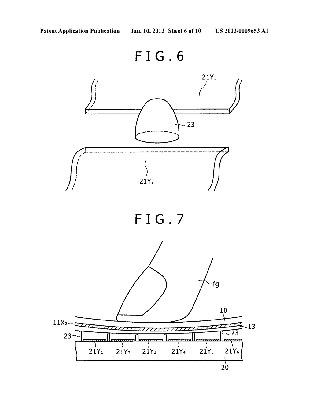 POSITION DETECTING SENSOR, POSITION DETECTING DEVICE, AND POSITION     DETECTING METHOD - diagram, schematic, and image 07