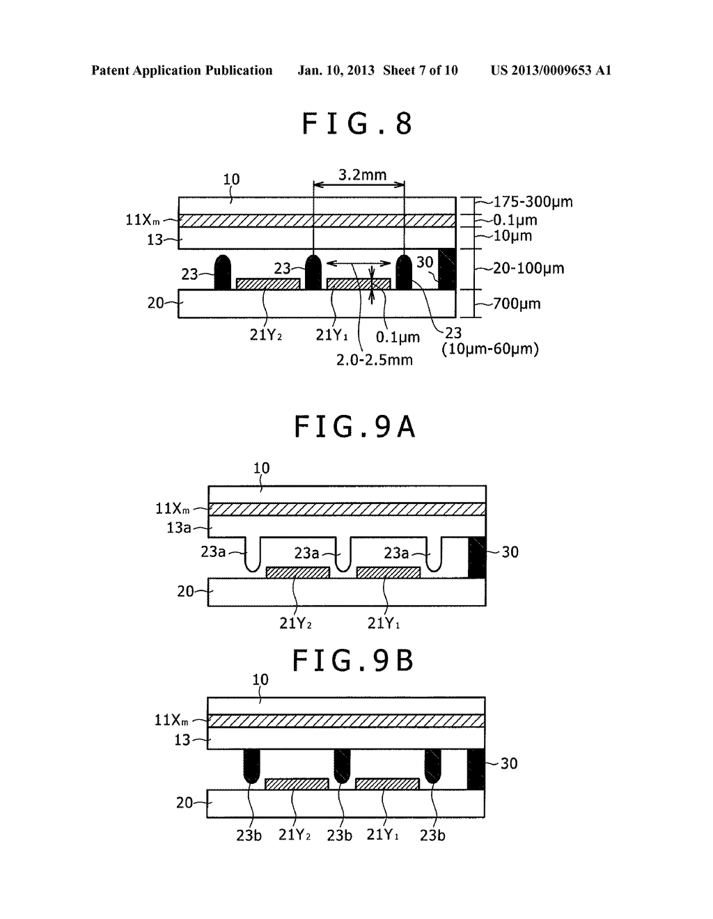 POSITION DETECTING SENSOR, POSITION DETECTING DEVICE, AND POSITION     DETECTING METHOD - diagram, schematic, and image 08