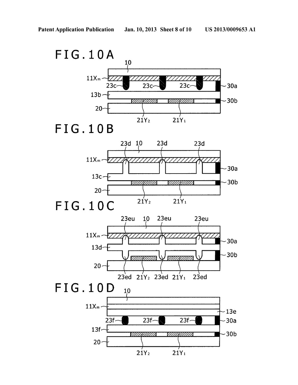 POSITION DETECTING SENSOR, POSITION DETECTING DEVICE, AND POSITION     DETECTING METHOD - diagram, schematic, and image 09