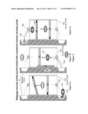 Synchronized Robotic Baggage Portal for Secure Access diagram and image