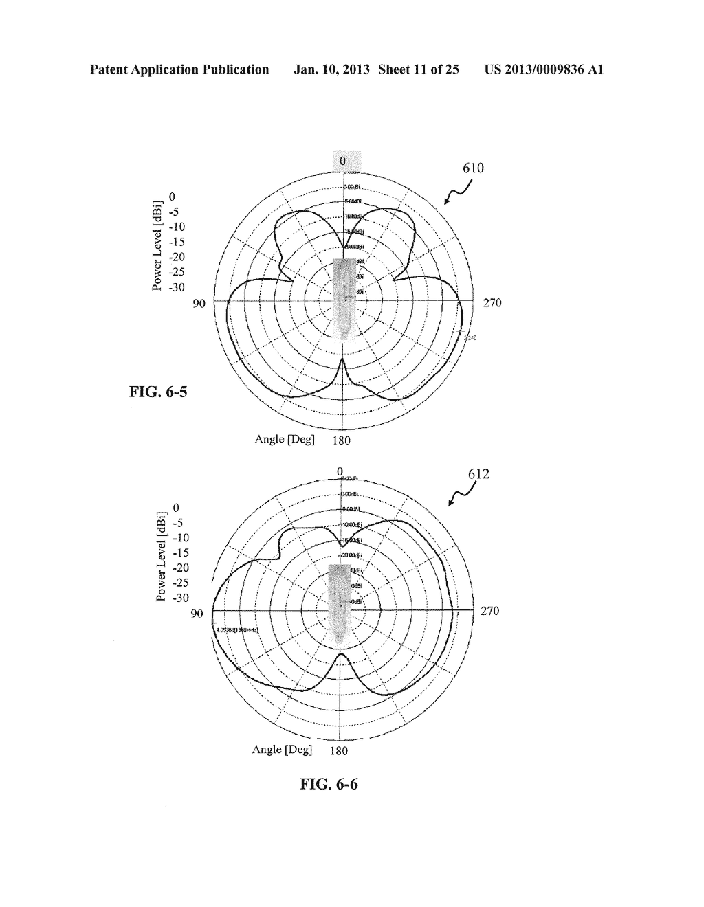 MULTI-BAND ANTENNA AND METHODS FOR LONG TERM EVOLUTION WIRELESS SYSTEM - diagram, schematic, and image 12