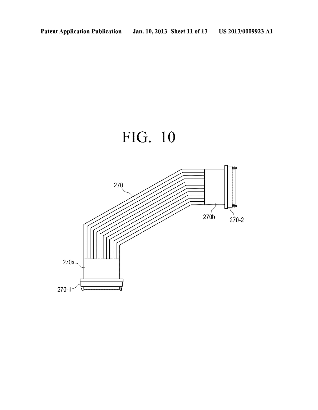 DISPLAY APPARATUS HAVING DISPLAY DRIVING UNIT ON LOWER PART - diagram, schematic, and image 12