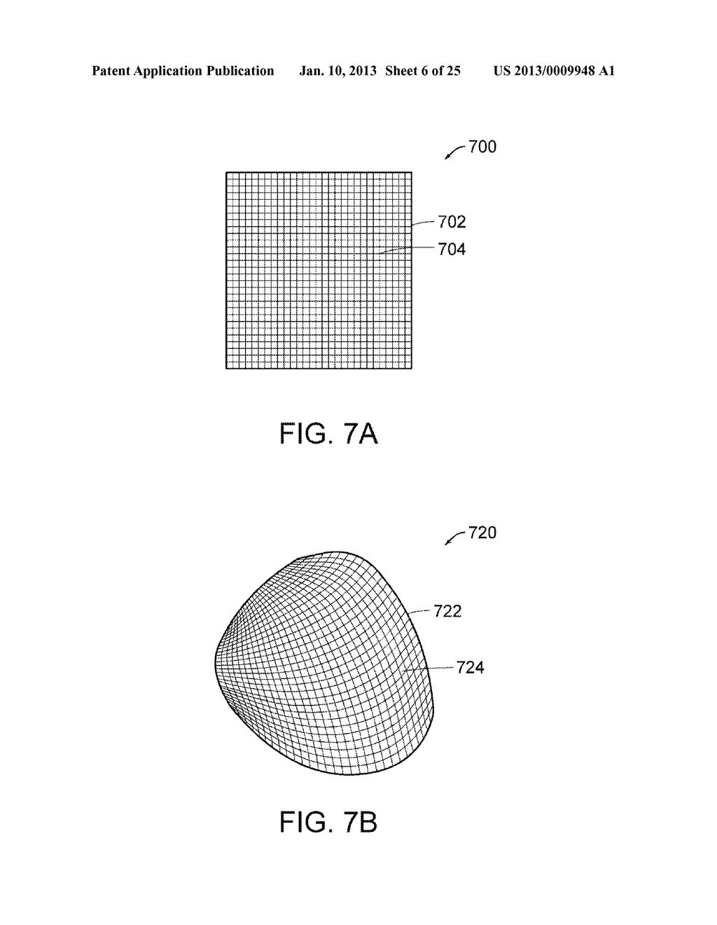 Apparatus and Methods for Wrapping Texture onto the Surface of a Virtual     Object - diagram, schematic, and image 07