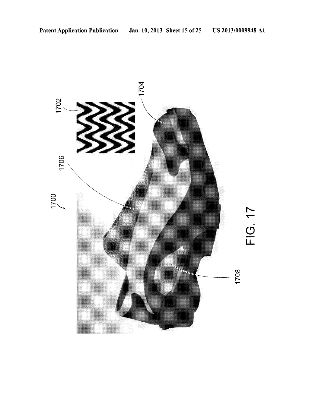 Apparatus and Methods for Wrapping Texture onto the Surface of a Virtual     Object - diagram, schematic, and image 16