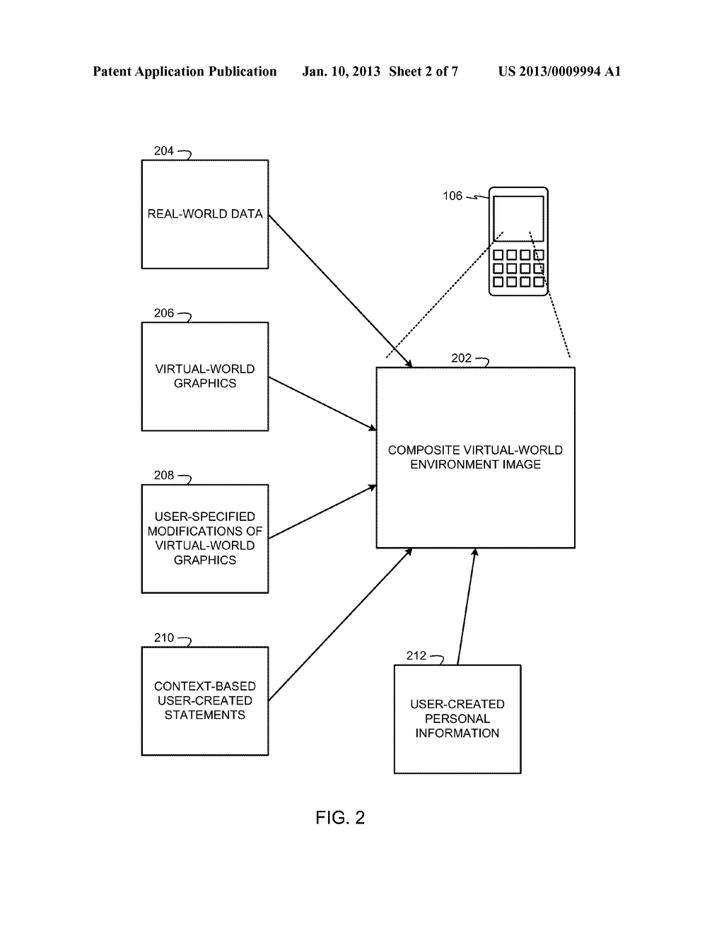 METHODS AND APPARATUS TO GENERATE VIRTUAL-WORLD ENVIRONMENTS - diagram, schematic, and image 03