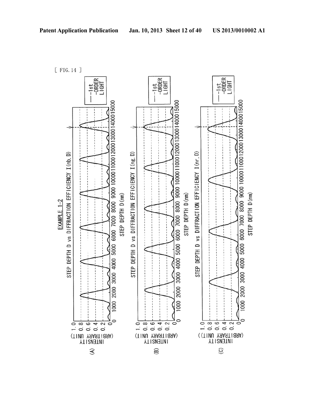 ILLUMINATION UNIT AND DISPLAY - diagram, schematic, and image 13
