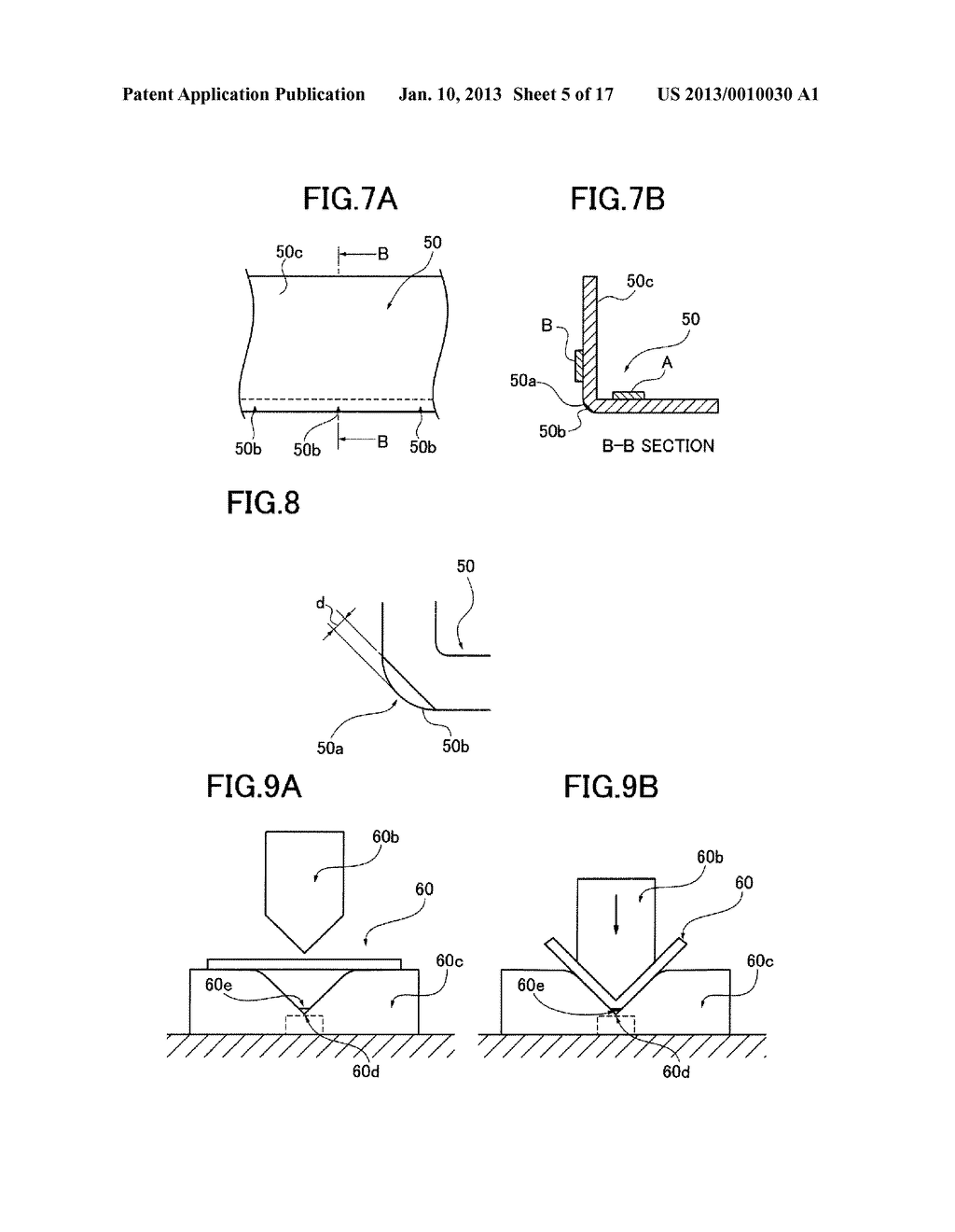 BENDING MEMBER, RAIL MEMBER, AND IMAGE-FORMING APPARATUS - diagram, schematic, and image 06