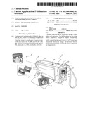 PORTABLE HAND-HELD DEVICE HAVING STEREOSCOPIC IMAGE CAMERA diagram and image