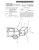 VEHICLE HAVING A REVERSING CAMERA diagram and image