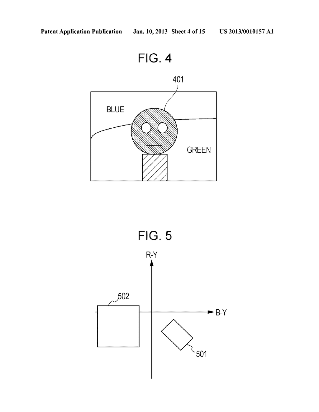 IMAGE-PICKUP APPARATUS AND WHITE-BALANCE CONTROL METHOD PROVIDED THEREFOR - diagram, schematic, and image 05