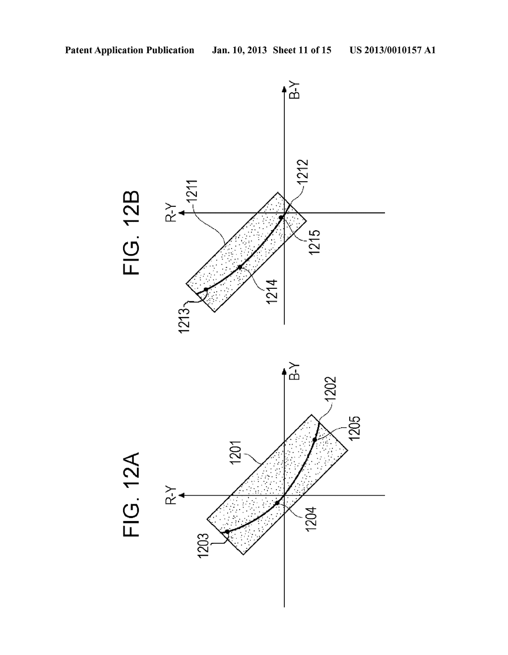 IMAGE-PICKUP APPARATUS AND WHITE-BALANCE CONTROL METHOD PROVIDED THEREFOR - diagram, schematic, and image 12