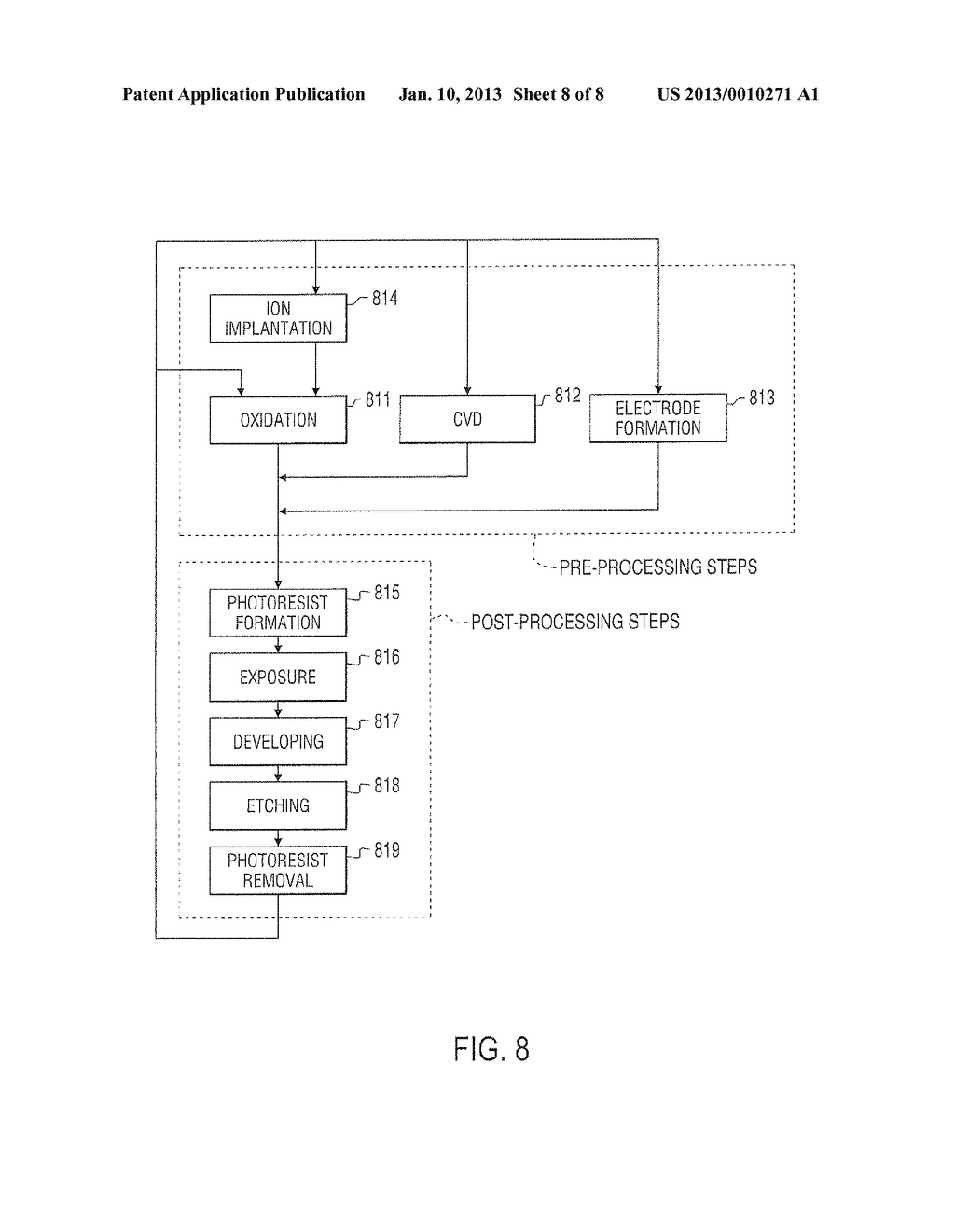 APPARATUS AND METHODS FOR RECOVERING FLUID IN IMMERSION LITHOGRAPHY - diagram, schematic, and image 09
