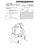 Belt Supporting Type Reflecting Mirror Mount diagram and image