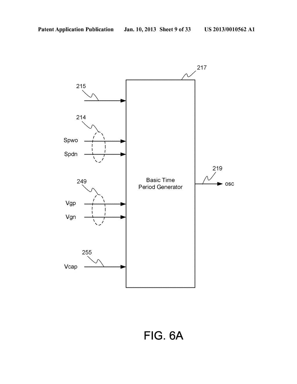 DYNAMIC RANDOM ACCESS MEMORY DEVICE AND METHOD FOR SELF-REFRESHING MEMORY     CELLS WITH TEMPERATURE COMPENSATED SELF-REFRESH - diagram, schematic, and image 10