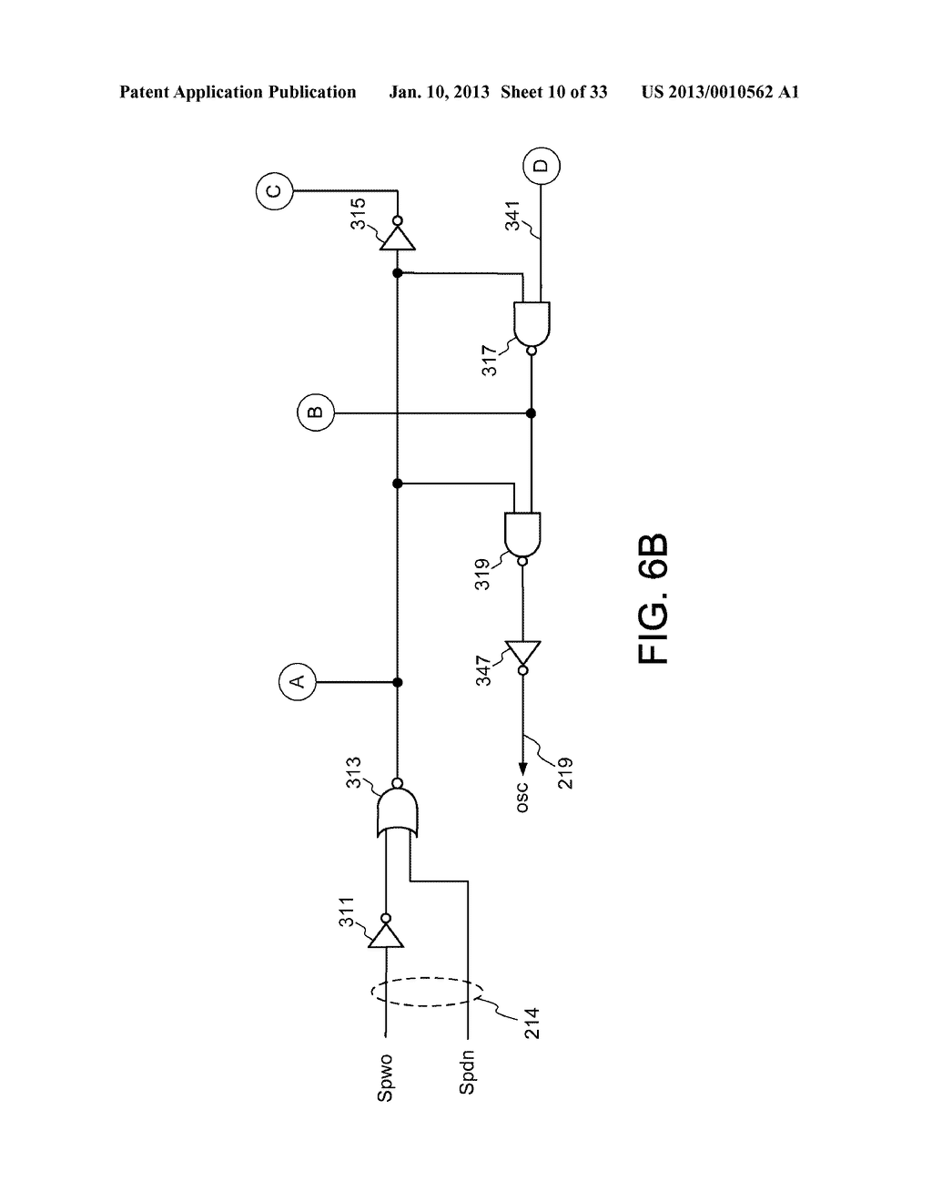 DYNAMIC RANDOM ACCESS MEMORY DEVICE AND METHOD FOR SELF-REFRESHING MEMORY     CELLS WITH TEMPERATURE COMPENSATED SELF-REFRESH - diagram, schematic, and image 11