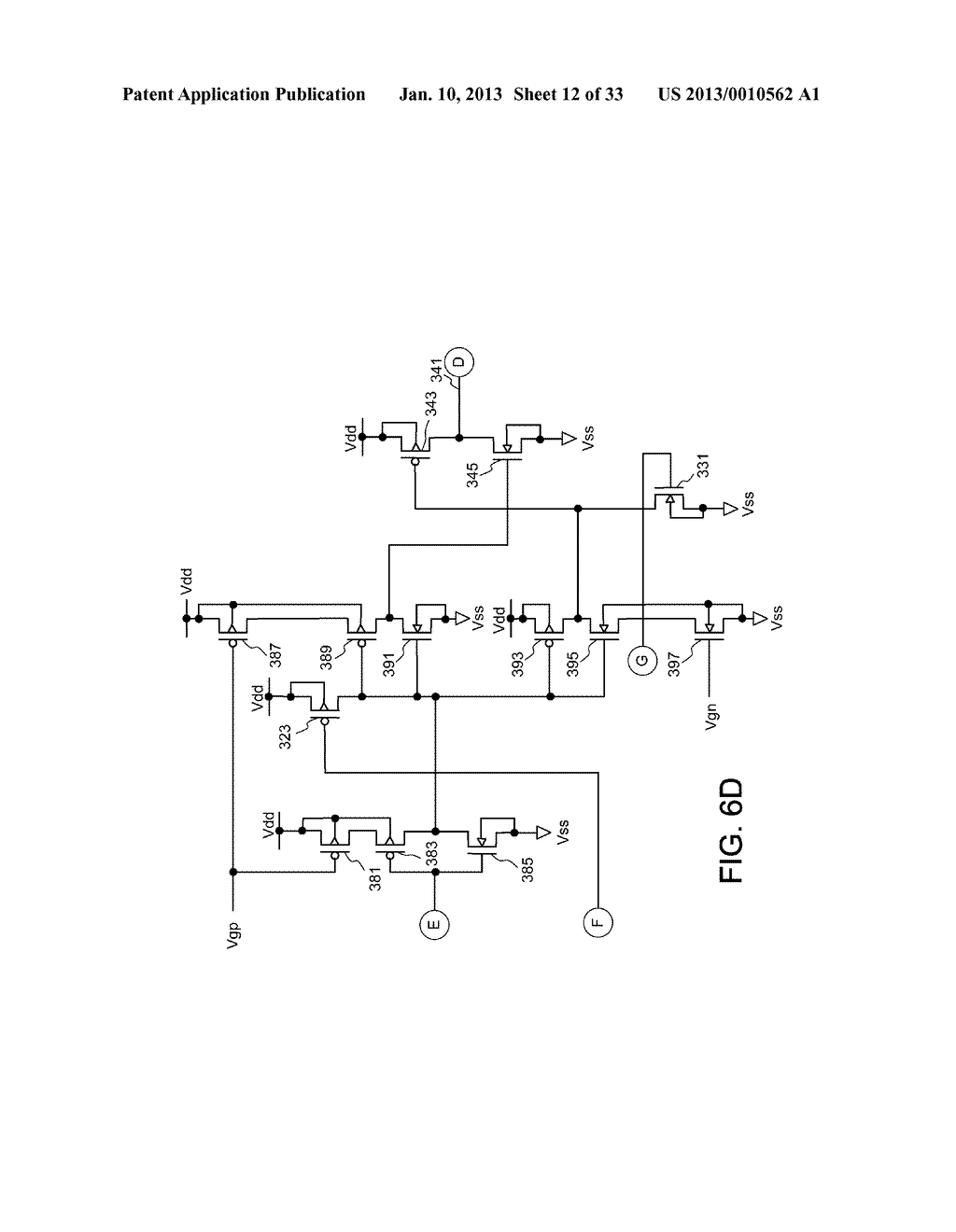 DYNAMIC RANDOM ACCESS MEMORY DEVICE AND METHOD FOR SELF-REFRESHING MEMORY     CELLS WITH TEMPERATURE COMPENSATED SELF-REFRESH - diagram, schematic, and image 13