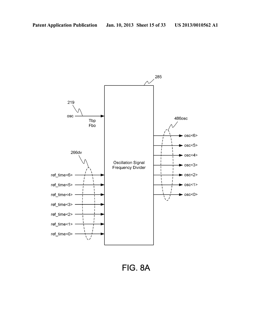 DYNAMIC RANDOM ACCESS MEMORY DEVICE AND METHOD FOR SELF-REFRESHING MEMORY     CELLS WITH TEMPERATURE COMPENSATED SELF-REFRESH - diagram, schematic, and image 16
