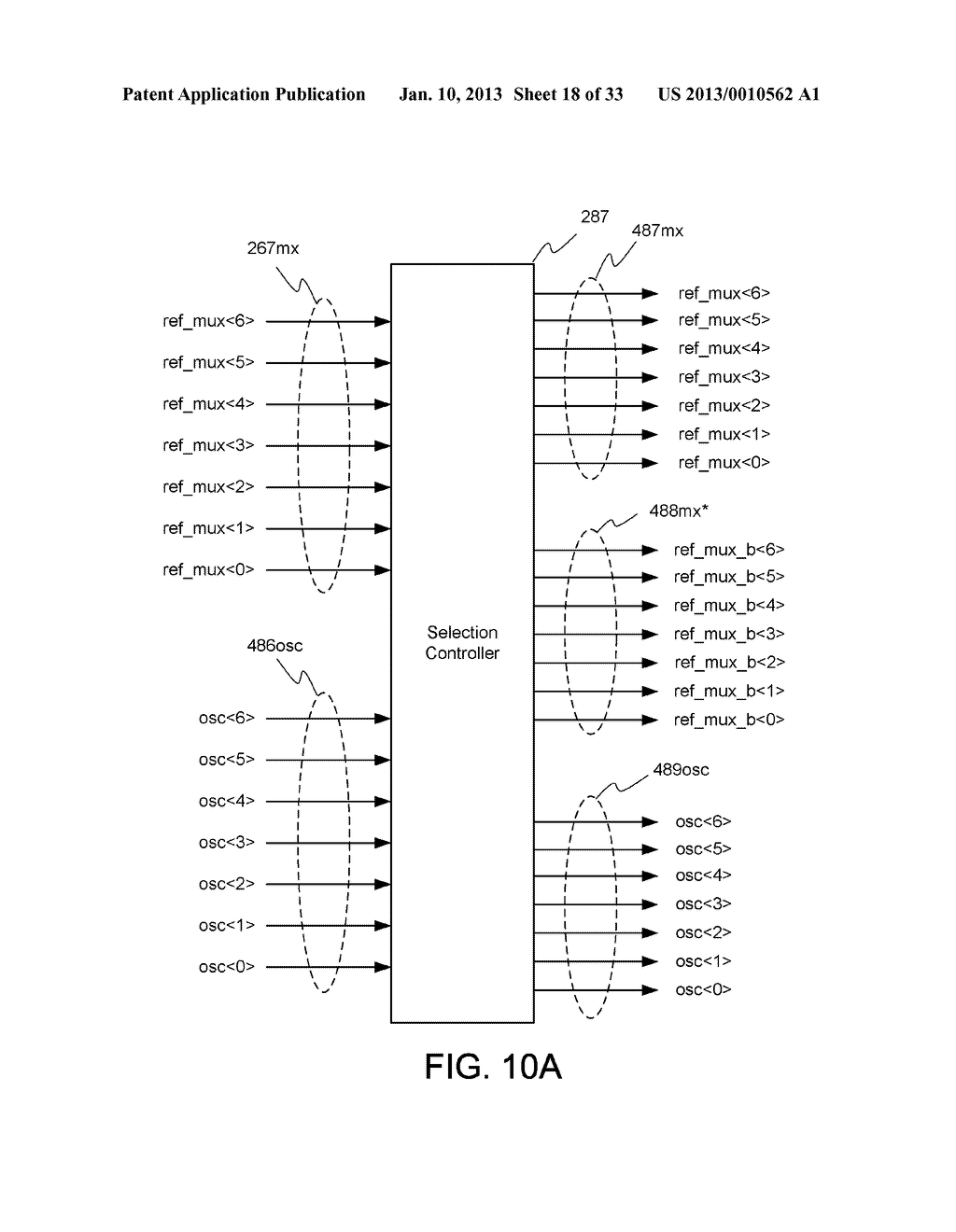 DYNAMIC RANDOM ACCESS MEMORY DEVICE AND METHOD FOR SELF-REFRESHING MEMORY     CELLS WITH TEMPERATURE COMPENSATED SELF-REFRESH - diagram, schematic, and image 19